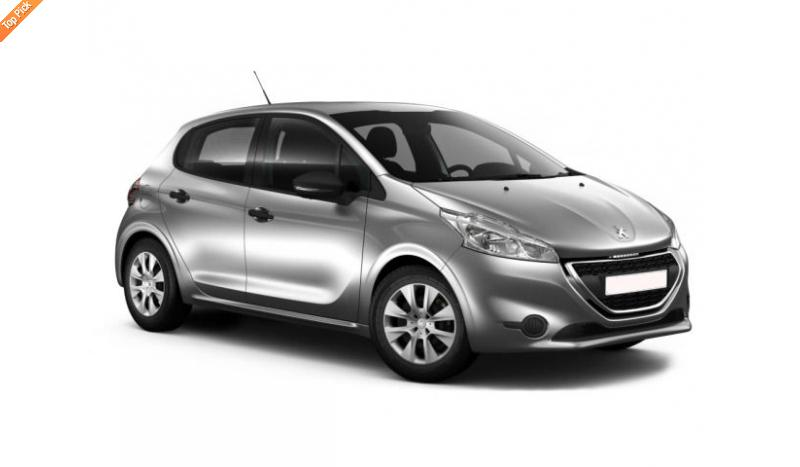 Peugeot 208 1.2 PTech Allure 5dr No Deposit Personal Leasing