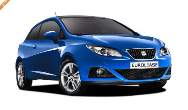 Seat Ibiza Sport Coupe 1.0 S 3dr A/C No Deposit Personal Leasing
